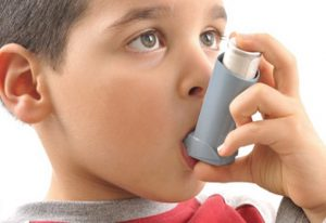 Kids Power to Control Asthma
